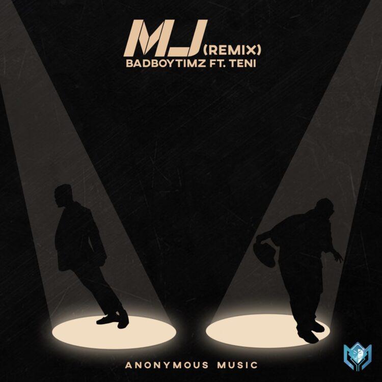 Bad Boy Timz Ft Teni Mj Remix Lyrics