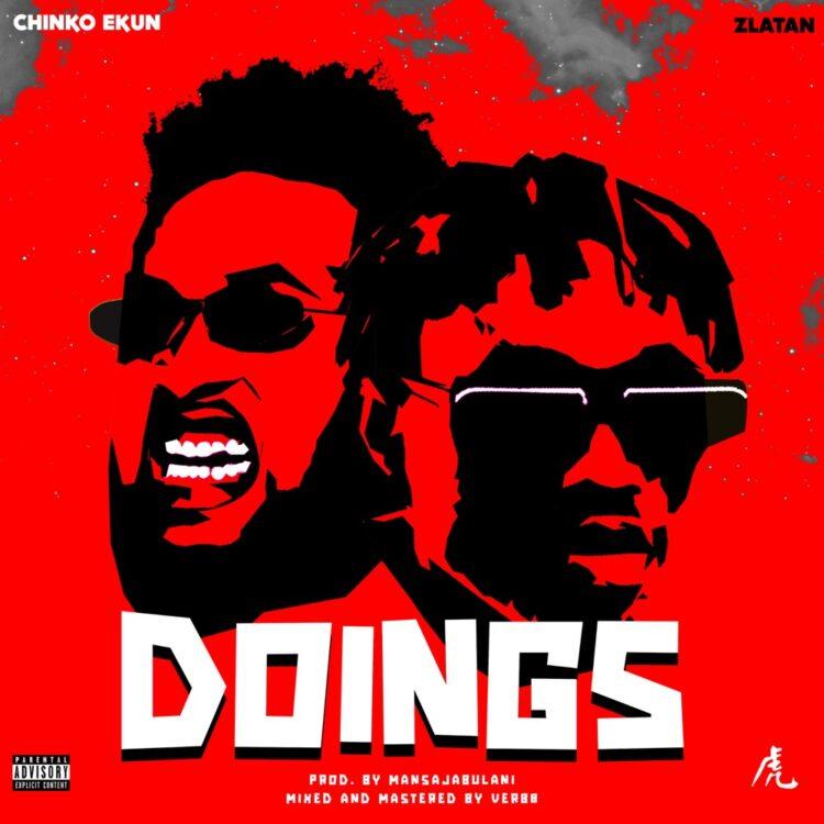Chinko Ekun Doings Lyrics