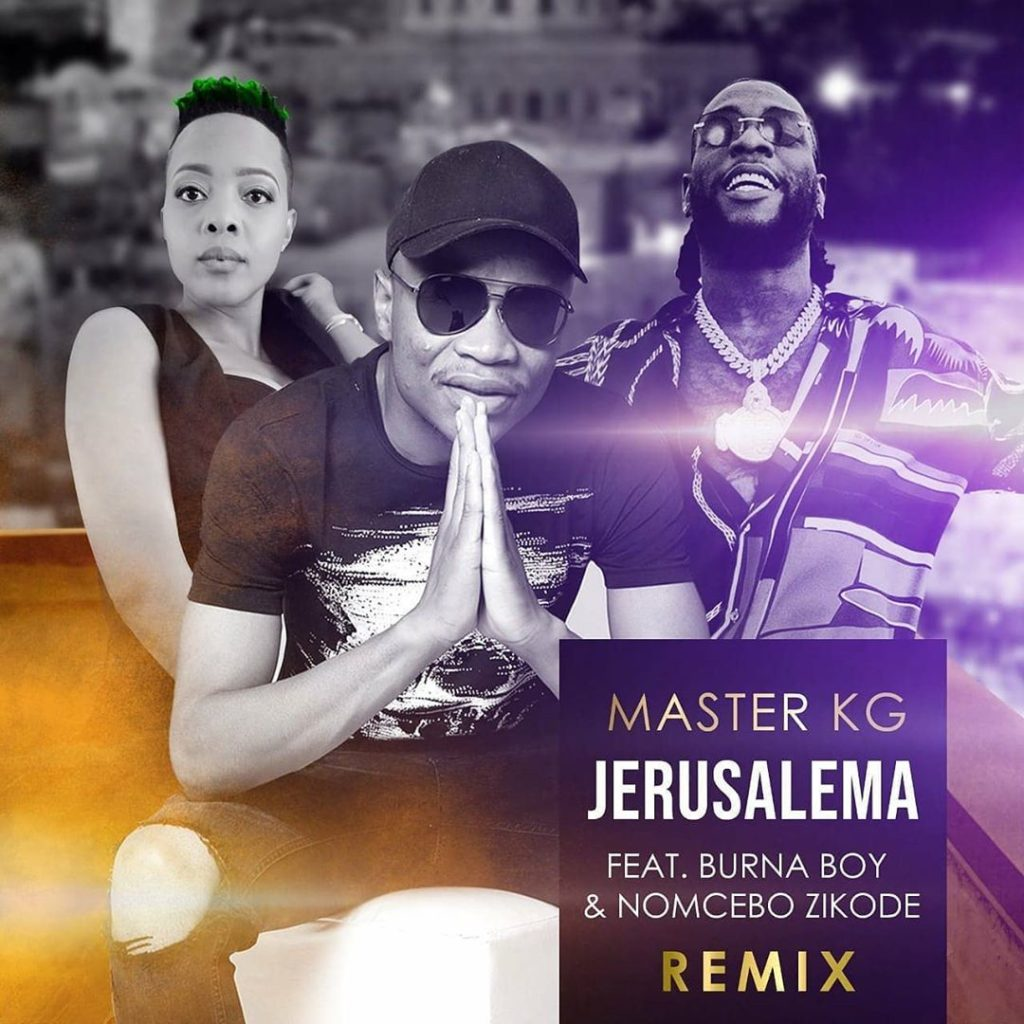 Master Kg Jerusalema Remix Lyrics