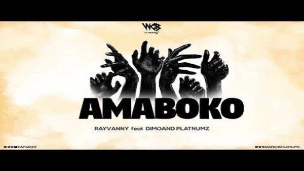 Rayvanny Amaboko Lyrics