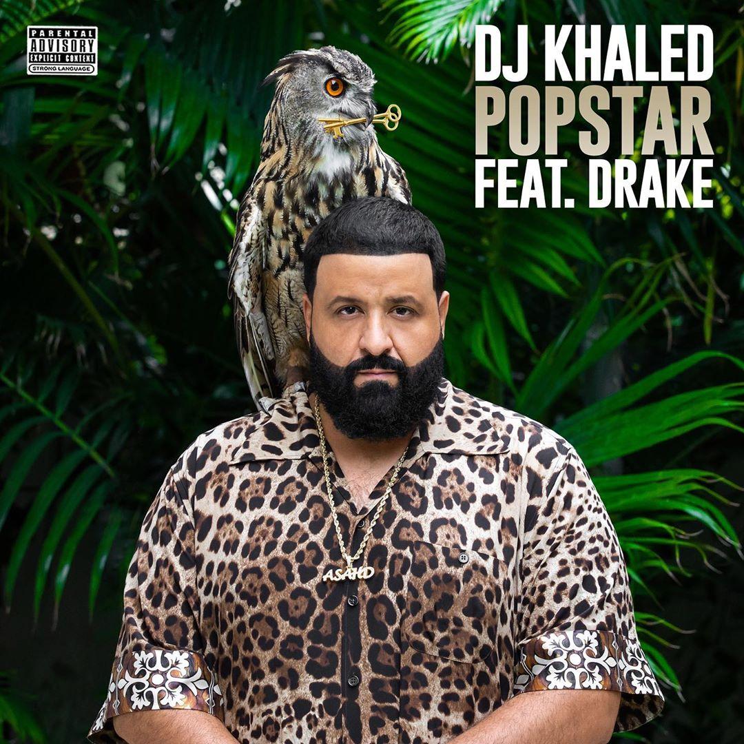 DJ Khaled Popstar Lyrics