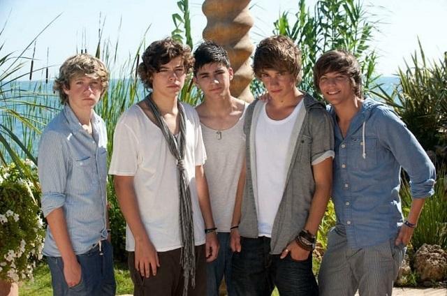 One Direction History Lyrics