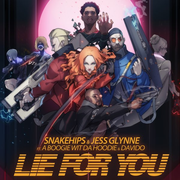 Snakehips & Jess Glynne Lie For You
