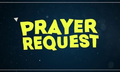 Victor AD Prayer Request Lyric Video