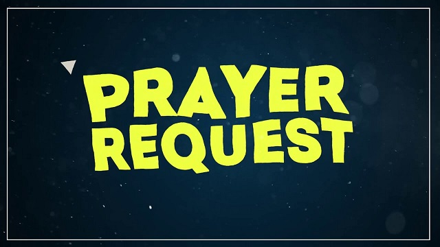 Victor AD Prayer Request Lyric Video