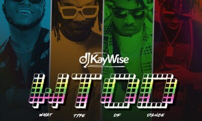 DJ Kaywise What Type Of Dance