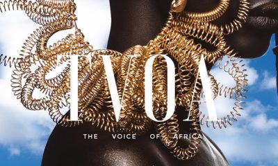 Kelly Khumalo The Voice Of Africa Album