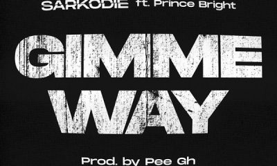 Sarkodie Gimme Way Lyrics