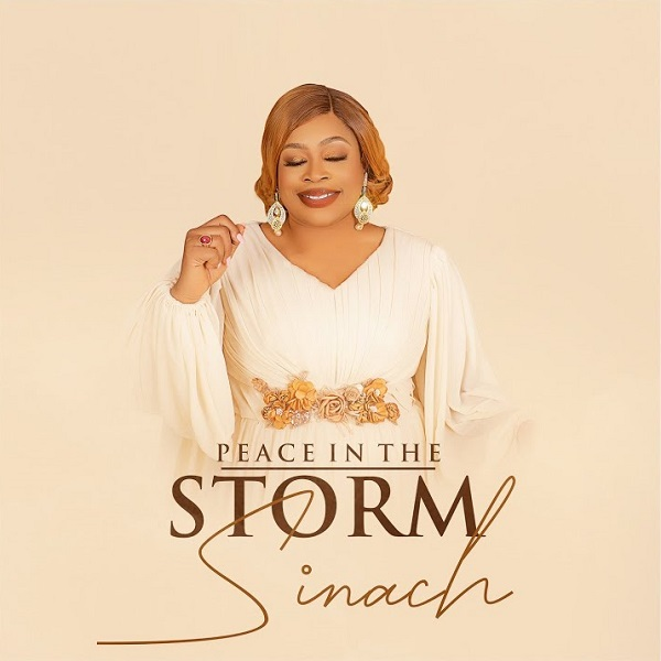 Sinach Peace In The Storm Lyrics