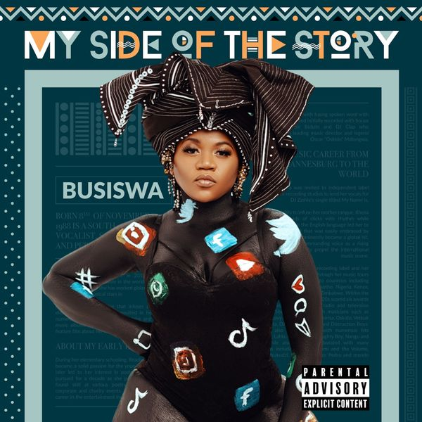 Busiswa My Side Of The Story Album Lyrics