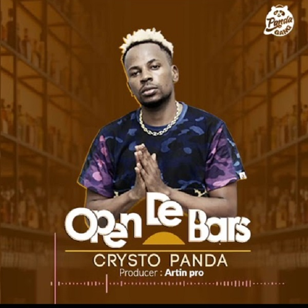 Crysto Panda Open De Bars Lyrics