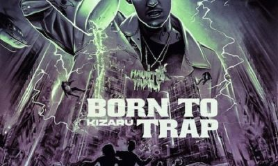 Kizaru BORN TO TRAP Album