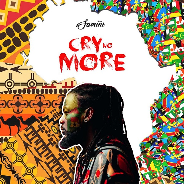 Samini Cry No More Lyrics