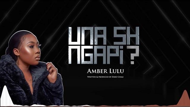 Amber Lulu Unashingapi Lyrics