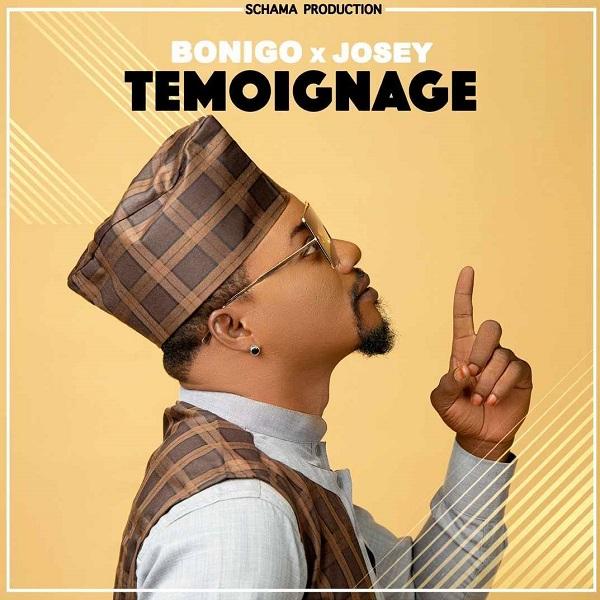 Bonigo Josey Temoignage Lyrics
