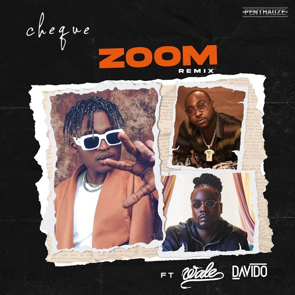Cheque Zoom Remix Lyrics