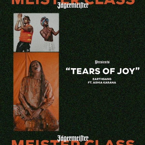 EARTHGANG Tears Of Joy Lyrics