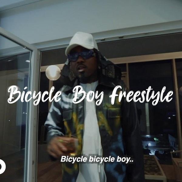 Ice Prince Bicycle Boy Lyrics