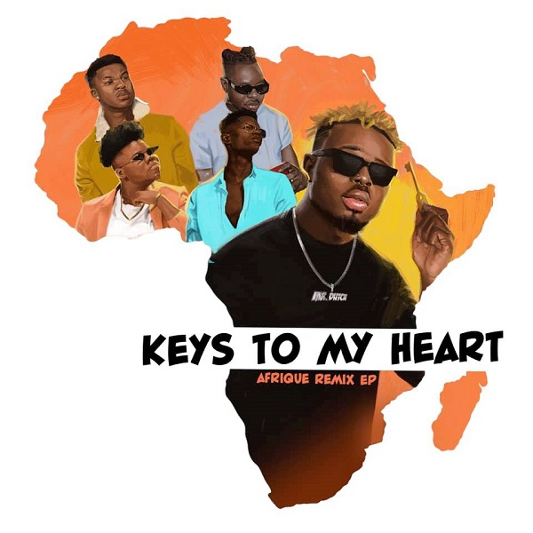Mr Dutch Keys To My Heart Remix Lyrics