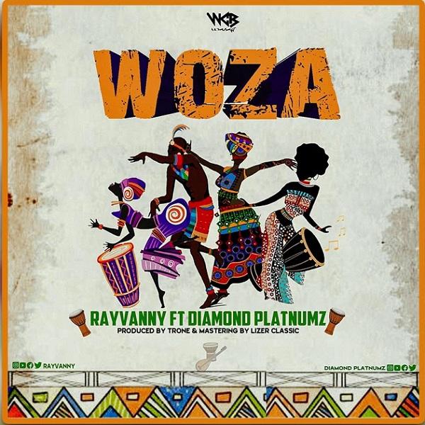 Rayvanny Woza Lyrics