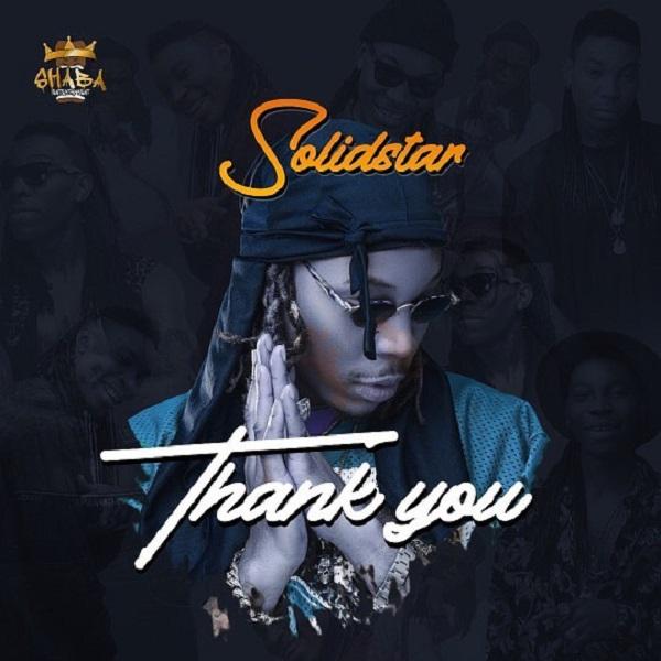 Solidstar Thank You Lyrics