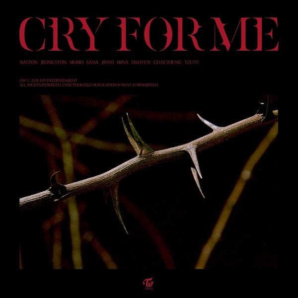 TWICE Cry For Me Lyrics