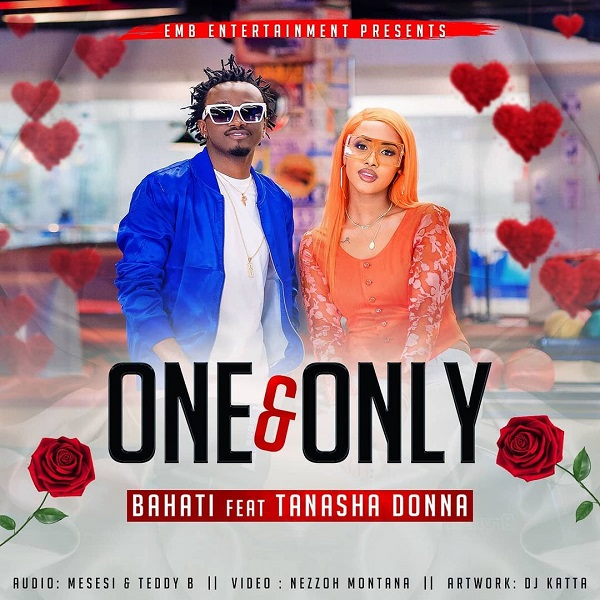 Bahati One and Only Lyrics
