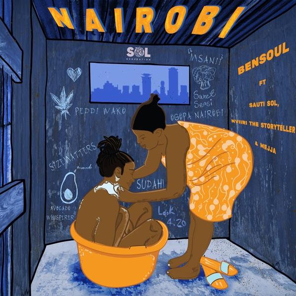 Bensoul Nairobi Lyrics