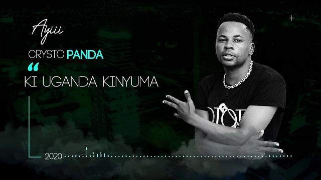 Crysto Panda Ki Uganda Kinyuma Lyrics