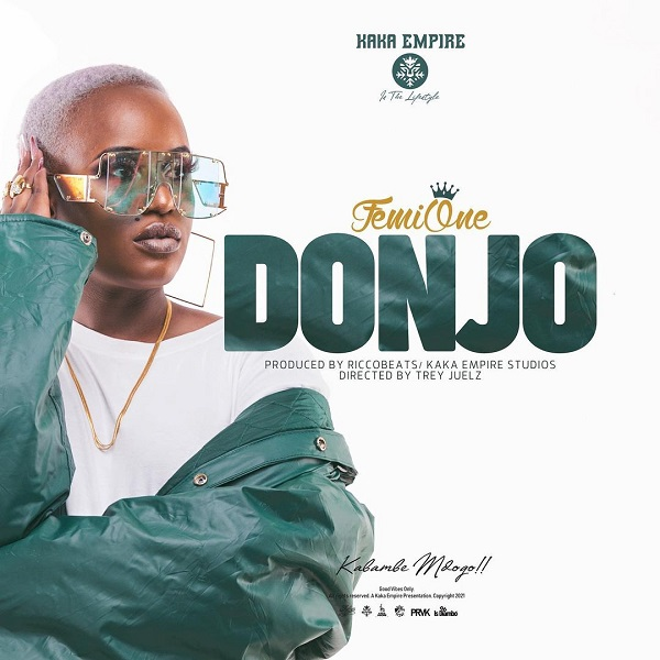 Femi One Donjo Lyrics