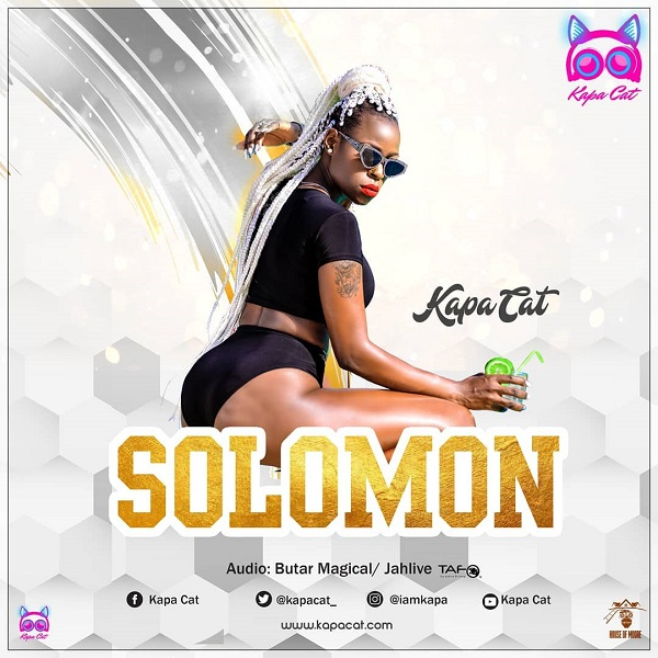 Kapa Cat Solomon Lyrics
