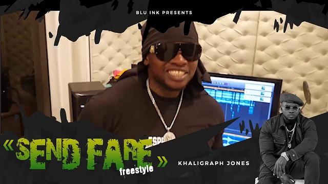 Khaligraph Jones Send Fare Freestyle Lyrics