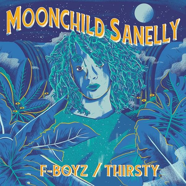 Moonchild Sanelly Thirsty Lyrics