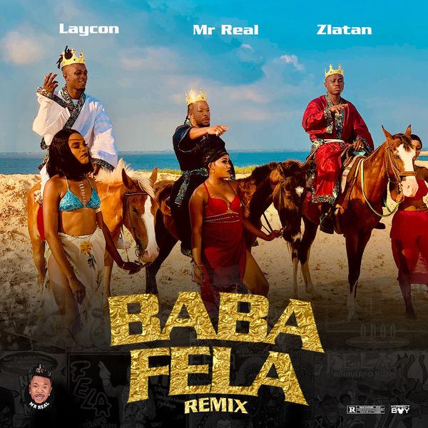 Mr Real Baba Fela Remix Lyrics
