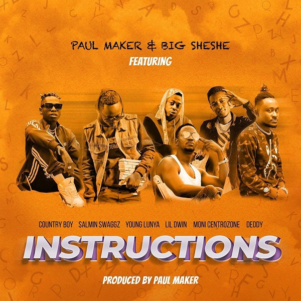 Paul Maker Instructions Lyrics