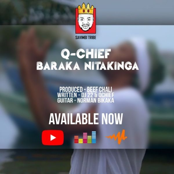 Q Chief Baraka Nitakinga Lyrics