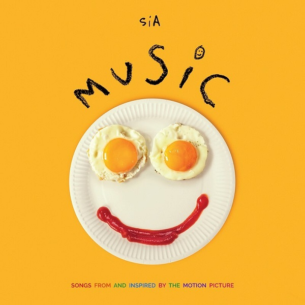 Sia Music Songs from and Inspired by the Motion Picture Album Lyrics