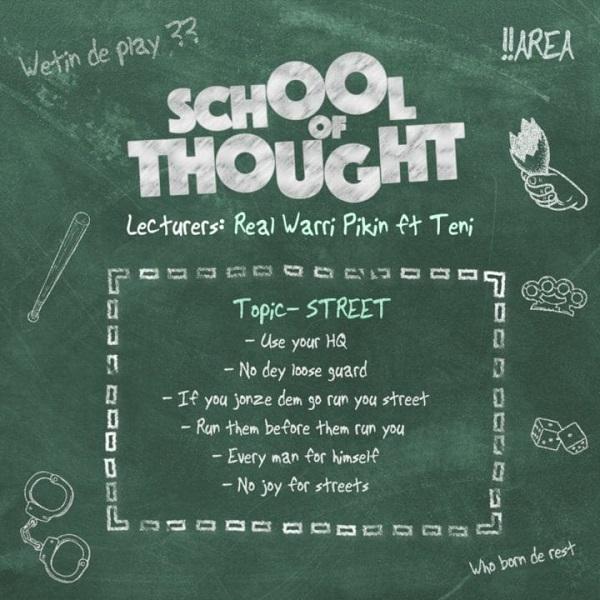 Teni Real Warri Pikin School Of Thought Lyrics