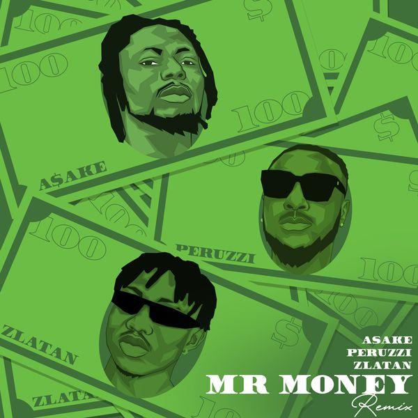 Asake Mr Money Remix Lyrics