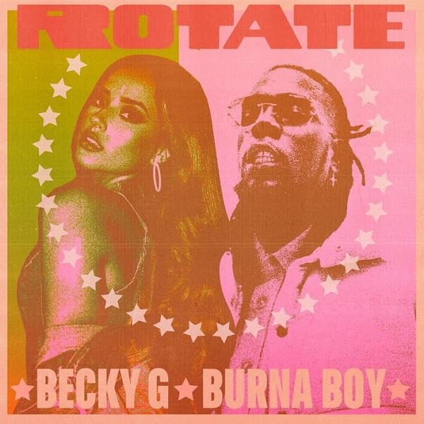Becky G Rotate Lyrics