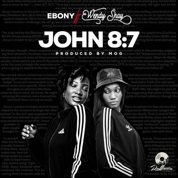 Ebony John 87 Lyrics