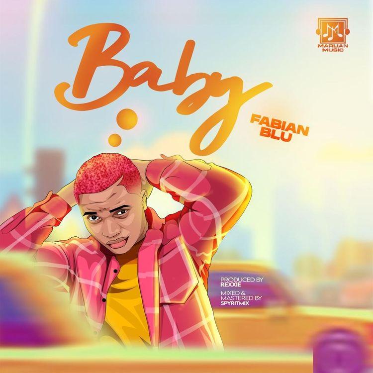 Fabian Blu Baby Lyrics