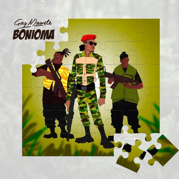 Gaz Mawete Bonioman Lyrics