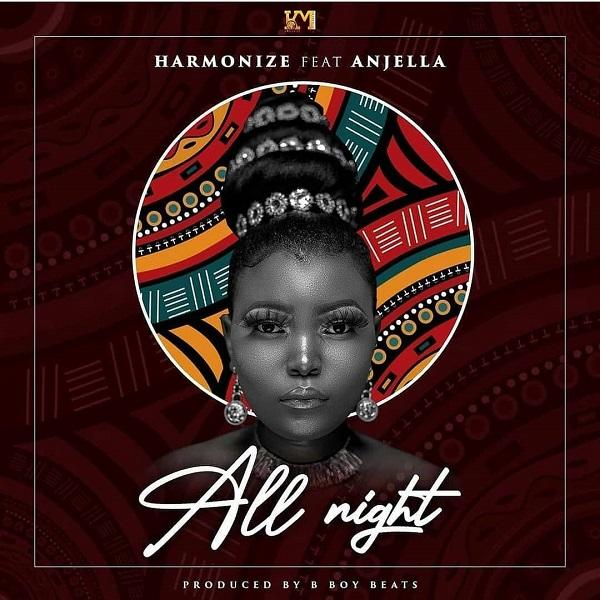 Harmonize All Night Lyrics