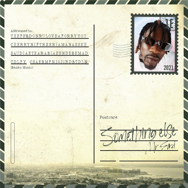 Mr Eazi Something Else EP Lyrics