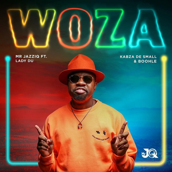 Mr JazziQ Woza Lyrics Artwork