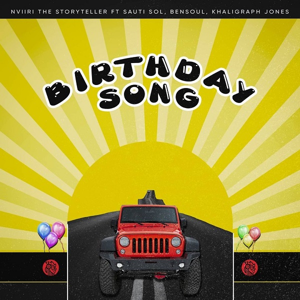 Nviiri The Storyteller Birthday Song Lyrics