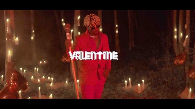 Rayvanny Valentine Lyrics