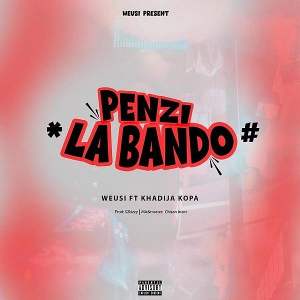 Weusi Penzi La Bando Lyrics