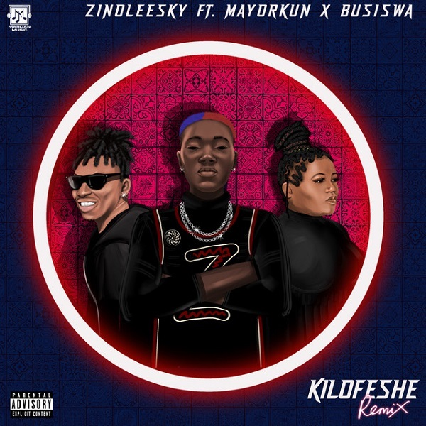 Zinoleesky Kilofeshe Remix Lyrics